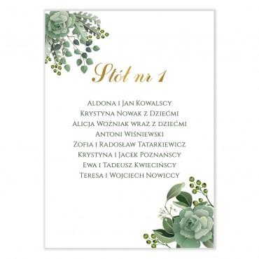 Plan stołów na wesele Eukaliptus 01