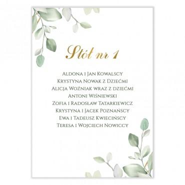 Plan stołów na wesele Eukaliptus 05