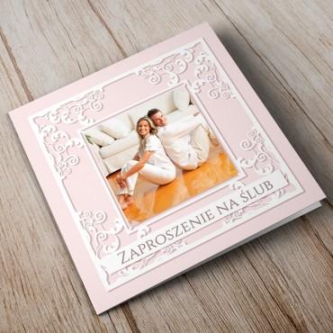 Zaproszenia Ślubne Foto 05