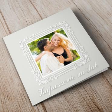 Zaproszenia Ślubne Foto 06
