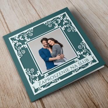 Zaproszenia Ślubne Foto 09