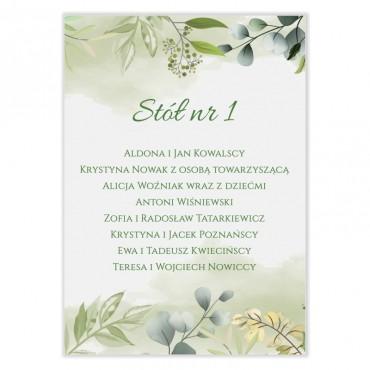 Plan stołów na wesele Pastelowe 04