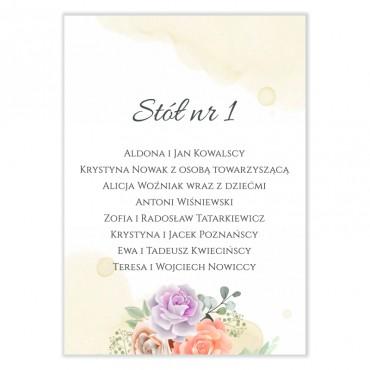 Plan stołów na wesele Pastelowe 05