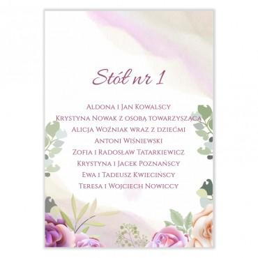 Plan stołów na wesele Pastelowe 06