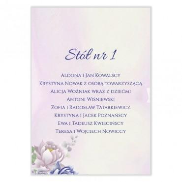 Plan stołów na wesele Pastelowe 08