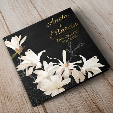 Zaproszenia Ślubne Floral 11A