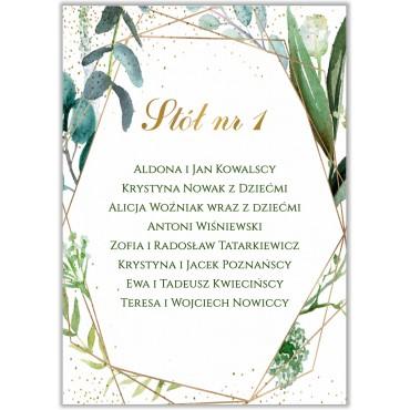 Plan stołów na wesele Botaniczny 05