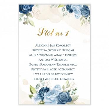 Plan stołów na wesele Chabrowa 06