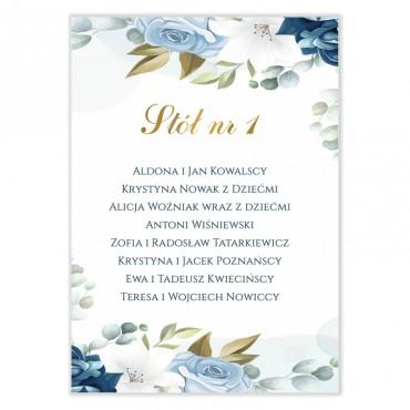 Plan stołów na wesele Chabrowa 08