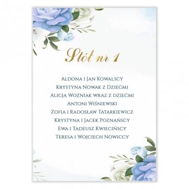 Plan stołów na wesele Chabrowa 09