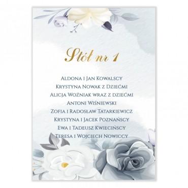 Plan stołów na wesele Chabrowa 11